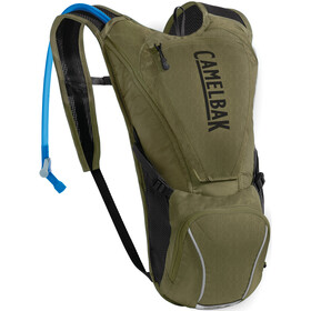 CamelBak Rogue fietsrugzak 2,5l, burnt olive/black